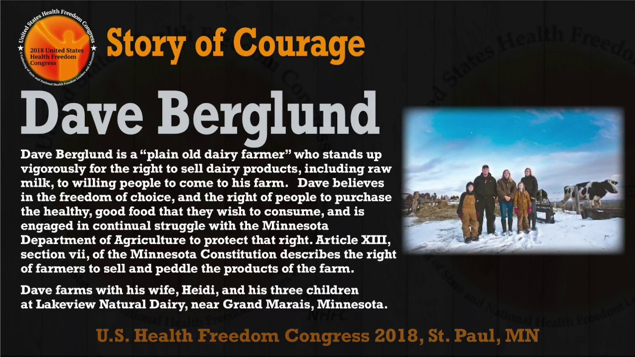 Story of Courage: Dave Berglund