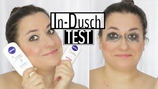 Nivea Make up Entferner Nivea In-Dusche Waschcreme und Make-Up Entferner