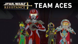 The Aces | Star Wars Resistance - Video Youtube