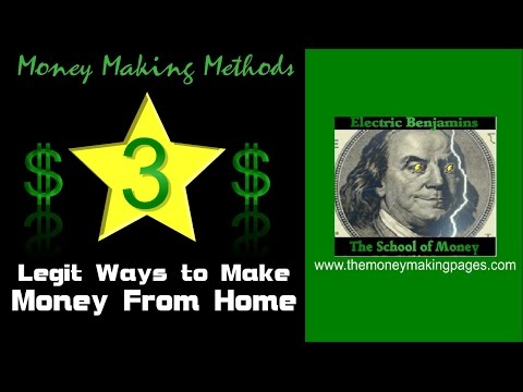 3 Legit Ways to Make Money from Home Using Craigslist