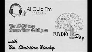 Radio Interview - Anxiety - Dr. Christina Riachi