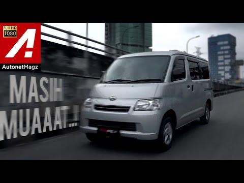 Review Daihatsu Gran Max test drive by AutonetMagz