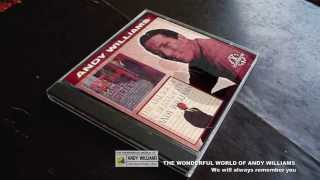 Andy Williams  original album collection- You'll Never Walk Alone