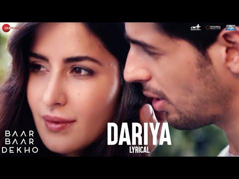 Dariya Lyrical Video [OST by Arko]