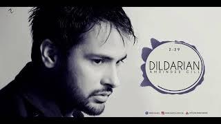 Amrinder Gill I Dildarian Lyricial Video I Music Waves 2018