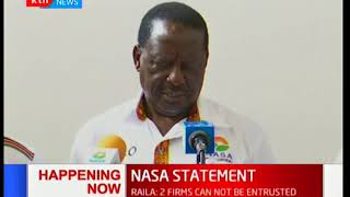 Former Mombasa Senator Omar Hassan launches attack against NASA