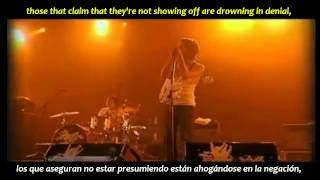 Arctic Monkeys - You probably couldn't see for the lights.. (inglés y español)