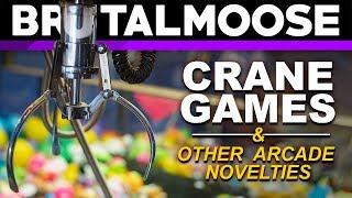 Crane Games and Other Arcade Novelties