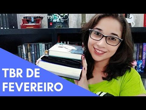 TBR DE FEVEREIRO 2019 | Biblioteca da Rô