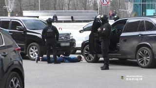 В Харькове задержали ОПГ по подозрению в вымогательстве у бизнесмена 700 тысяч долларов