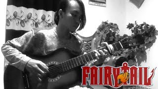 Gambar cover Fairy Tail ED 24 - Pierce by EMPiRE (Fingerstyle Guitar Cover)