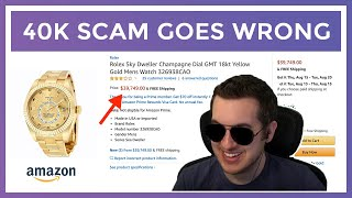 What Happens When A $40,000 Scam Goes Wrong?