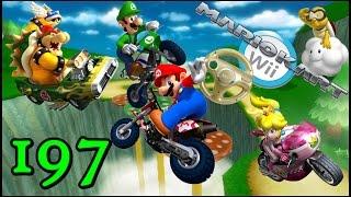 Let´s Play Mario Kart Wii Online Part 197 - Krasses Straßenrennen