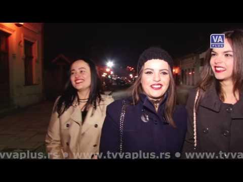 Video Doček Nove Godine 2017 Valjevo