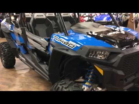 2018 Polaris RZR XP 4 Turbo EPS in Murrieta, California