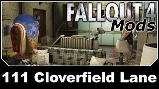 Fallout 4 Mods - 111 Cloverfield Lane