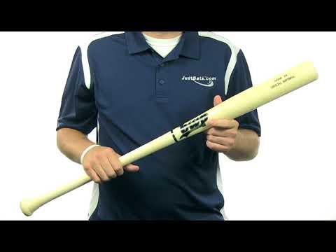 BWP Maple Wood Slow Pitch Softball Bat: BWPSBM Natural