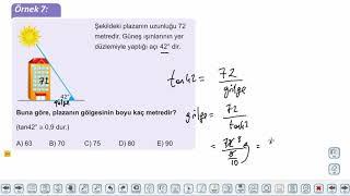 Eğitim Vadisi 11.Sınıf Matematik 2.Föy Trigonometrik Fonksiyonlar 1 Konu Anlatım Videoları