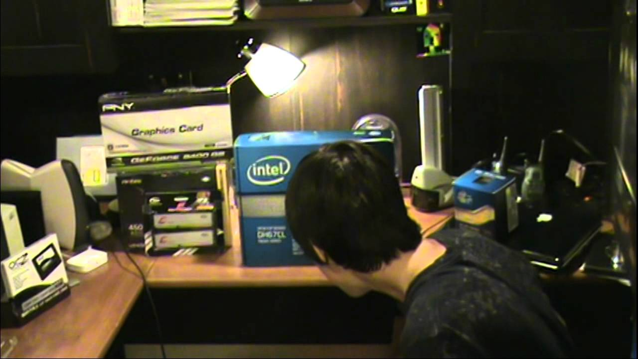 Unboxings - Building a Computer
