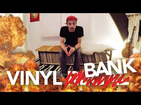 Vinyl Regal bauen + Gewinnspiel + Lack + Heimwerkerking Fynn Kliemann