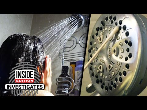 You Won't Believe How Dirty Your Showerheads Could Be