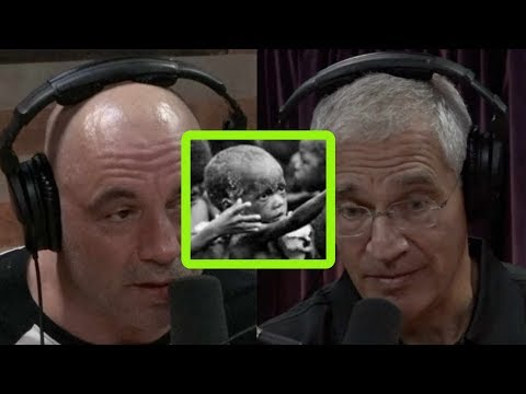 Louie Psihoyos and Joe Rogan: How Will We Feed the World?