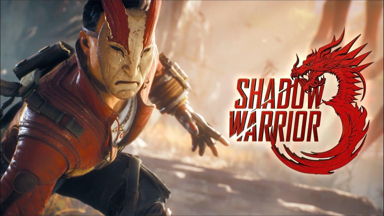 Трейлер игры Shadow Warrior 3