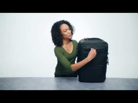 Outbreaker Travel Backpack: Features