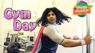 Pardesi Gym Session   Rahim Pardesi