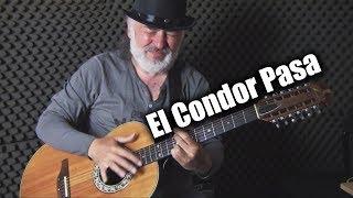 El Condor Pasa - fingerstyle guitar cover