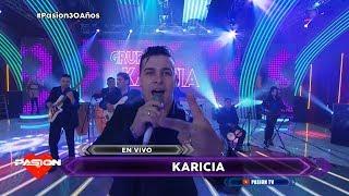 """Video thumbnail of """"Karicia en vivo en Pasion de Sabado 15 6 2019 parte 1"""""""