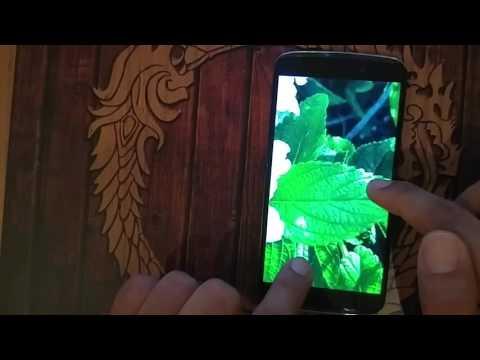 Alcatel Idol 3 Camera