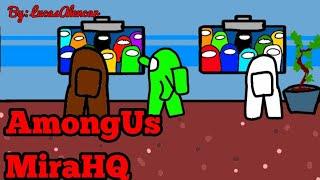 Among Us Animation (MiraHQ) - Flipaclip