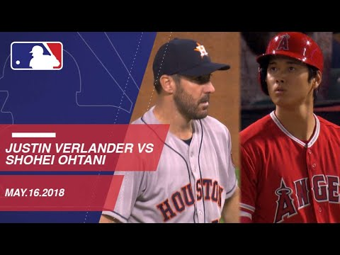Verlander keeps Ohtani at bay, notches historic K