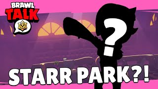 Brawl Stars: Brawl Talk - Welcome to Starr Park! Gift Shop, Colette & More!