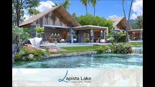 Video of Lapista Lake at Tha Maprao