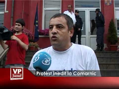 PROTEST INEDIT
