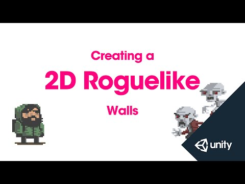 VD07 - 2D Roguelike 7 of 14 : Walls