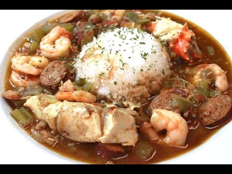 Best EVER Gumbo Recipe – Seafood, Chicken, and Sausage – I Heart Recipes