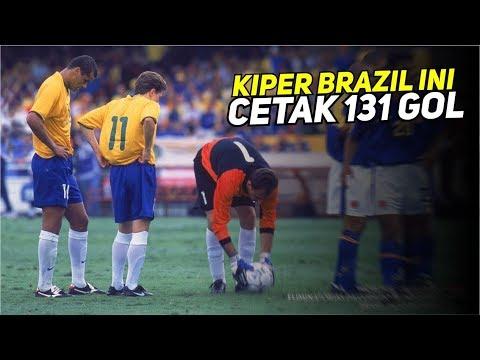 KISAH ROGERIO CENI : Kiper Pencetak 131 Gol