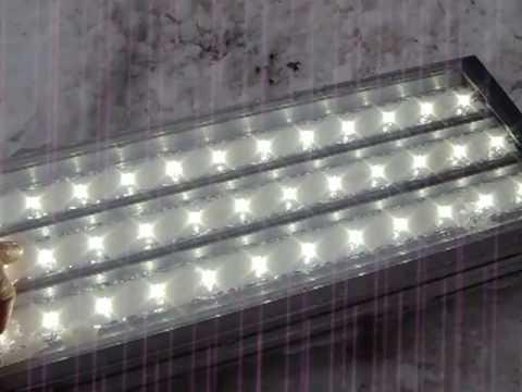 Испытание на антивандальность светодиодного светильника УСС