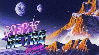 Into The Unknown👽 | A NewRetroWave Space Mix| 1 Hour | Retrowave/ Spacewave/Darkwave |