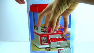 Смотреть онлайн Новая игрушка для поднятия киндер сюрпризов