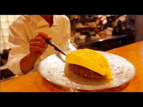 超誘人的日式蛋包飯