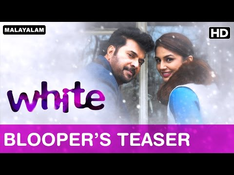 White Malayalam Bloopers Teaser