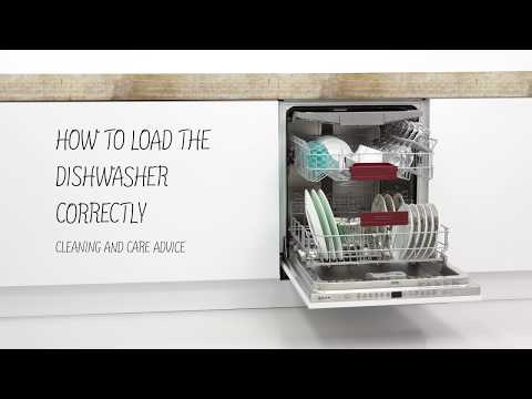 NEFF Built In 60 Cm Dishwasher Fully S517T80D6E - Fully Integrated Video 2