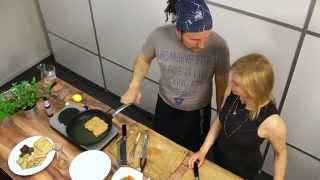 »Frikassee« & Schnitzel »Wiener Art« | Björn Moschinski | Vegan Taste Week