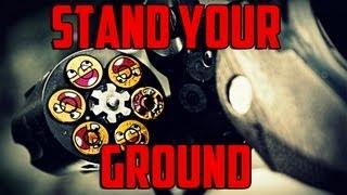 Marine Corps Mondays - Stand Your Ground
