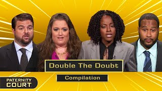 Double The Doubt: Lie Detectors AND Paternity Tests Must Be Passed (Full Episode)   Paternity Court