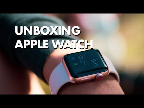 Apple Watch Series 5 Unboxing: Noob Review